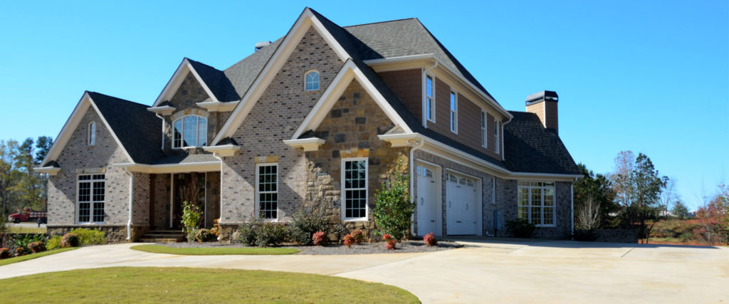 Large Brick Home - Mortgage Loan
