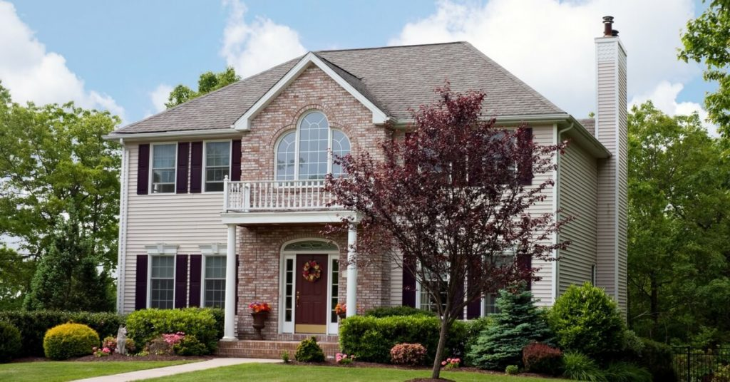 Large home - Mortgage Loans